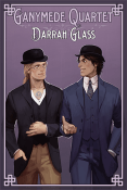 Guest Post and Giveaway: Ganymede Quartet Series by Darrah Glass