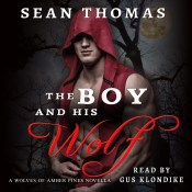 The Boy and His Wolf audio book cover