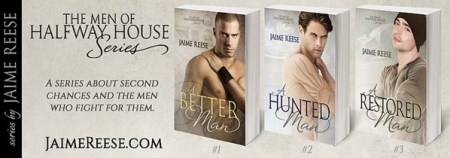 The Men of Halfway House Series Banner