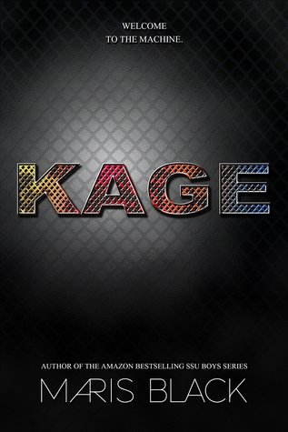 Review: KAGE by Maris Black