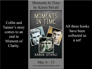 All three books have been collected into paperback format