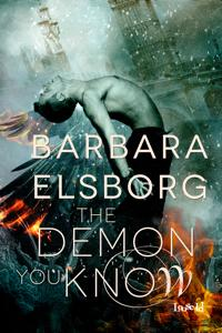 Review: The Demon You Know by Barbara Elsborg