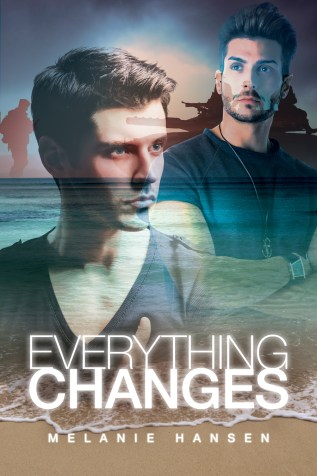 Guest Post and Giveaway: Everything Changes by Melanie Hansen