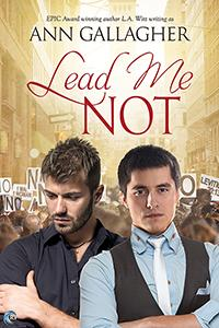 Review: Lead Me Not by Ann Gallagher