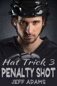 Guest Post and Giveaway: Penalty Shot by Jeff Adams