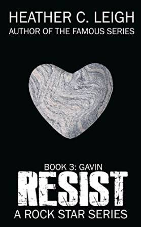 Review: Resist: Gavin by Heather C. Leigh