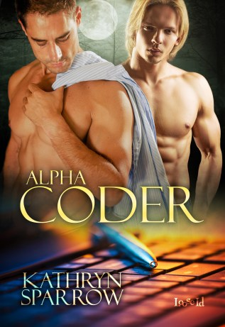 Guest Post and Giveaway: Alpha Coder by Kathryn Sparrow