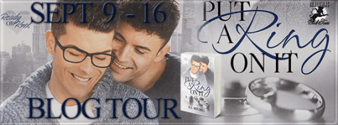 Put a Ring on It Blog Tour