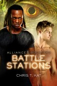 Excerpt and Giveaway: Battle Stations by Chris T. Kat