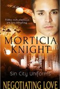 Review: Negotiating Love by Morticia Knight