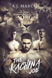 Review: The Kachina Job by A.J. Marcus