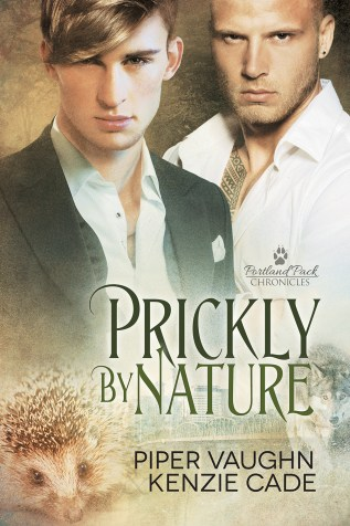 Guest Post and Giveaway: Prickly By Nature by Kenzie Cade