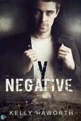 Review: Y Negative by Kelly Haworth