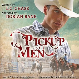 Audiobook Review: Pickup Men by L.C. Chase
