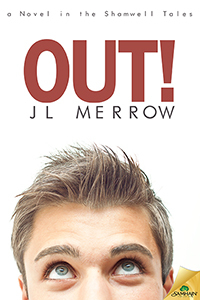 Review: Out! by J.L. Merrow