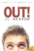 Guest Post and Giveaway: Out! by J.L. Merrow