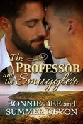 Review: The Professor and The Smuggler by Bonnie Dee and Summer Devon