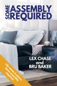 Guest Post and Giveaway: Some Assembly Required by Lex Chase and Bru Baker