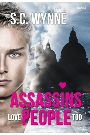 Review: Assassins Love People Too by S.C. Wynne