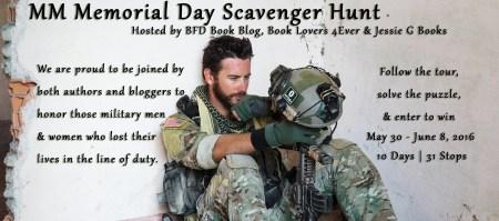 scavenger hunt banner