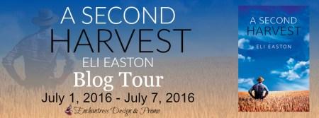 A Second Harvest Blog Tour Banner