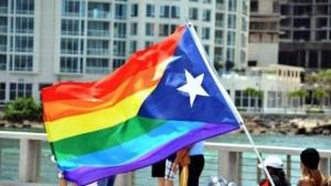 Puerto Rico Pride Flag