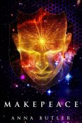 Guest Post and Giveaway: Makepeace by Anna Butler