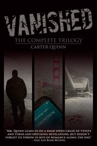 Vanished The Complete Trilogy cover for giveaway