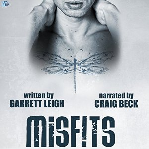 Audiobook Review: Misfits by Garrett Leigh