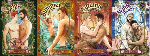 Season of Love all four books