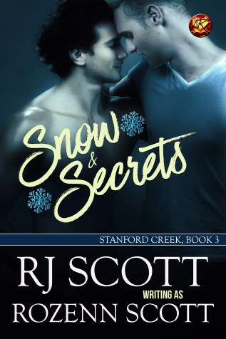 Excerpt and Giveaway: Snow & Secrets by RJ Scott