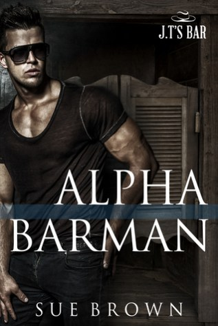 Review: Alpha Barman by Sue Brown