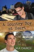 Review: A Country Boy At Heart by M.A. Church