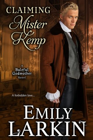 Review: Claiming Mister Kemp by Emily Larkin