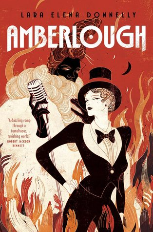 Review: Amberlough by Lara Elena Donnelly
