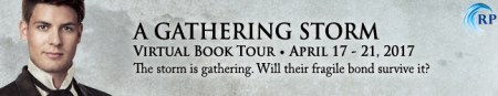 A Gathering Storm Tour Banner