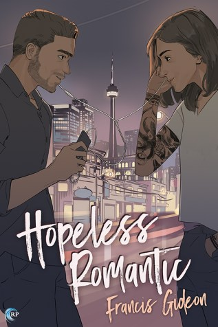 Guest Post and Giveaway: Hopeless Romantic by Francis Gideon