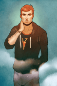 Callum Race from IN DISTRESS, art by Astro