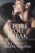 Review: Before You Break by K.C. Wells and Parker Williams
