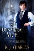 Review: An Unnatural Vice by K.J. Charles