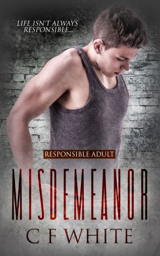 Review: Misdemeanor by C.F. White
