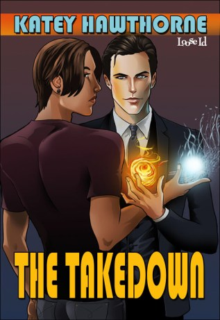 Review: The Takedown by Katey Hawthorne