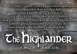 The Highlander teaser