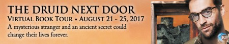 The Druid Next Door Tour Banner