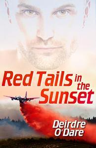 Review: Red Tails in the Sunset by Deirdre O'Dare