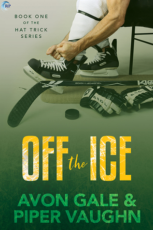 Review: Off the Ice by Avon Gale and Piper Vaughn