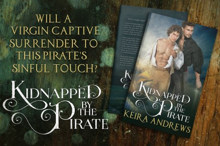 Kidnapped by the Pirate banner