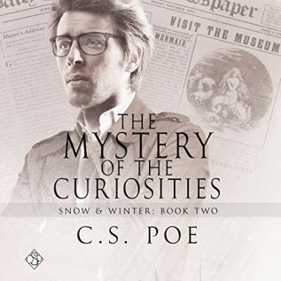 Audiobook Review: The Mystery of the Curiosities by C.S. Poe