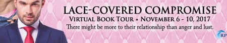 Lace-Covered Compromise Tour Banner