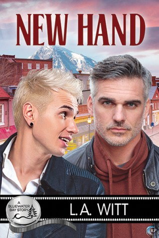 Review: New Hand by L.A. Witt